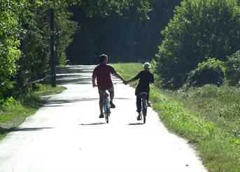 Attività - Passeggiate in bicicletta