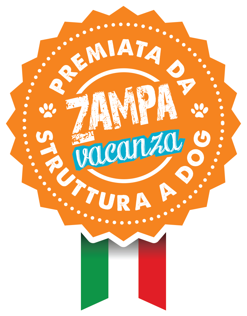 Struttura premiata A DOG - Zampa Vacanza